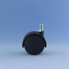 Roda de 50 mm amb inserit ràpid.