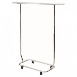 Penjador plegable d'altura regulable i 80 cm de llarg.